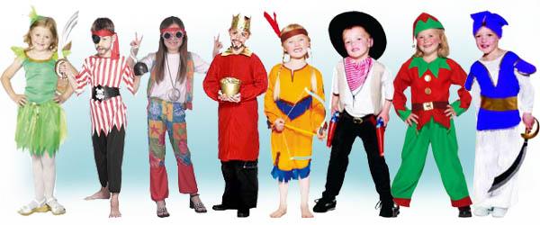 Fancy Dress Party Ideas For Kids - Ocodea.com